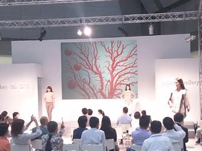 JJF珊瑚ファッションショー